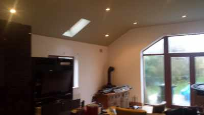 Paint House Interior – Caragh, Co.Kildare