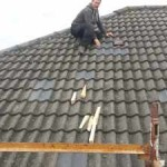 Roof repair, Athy, County Kildare