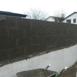 Block Wall Repair Naas