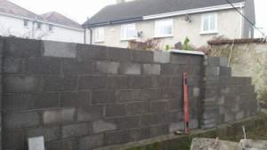 New Garden Wall - Naas
