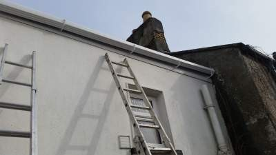 Gutter and Facia Storm Repair – Clane, Co.Kildare