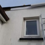 Gutter and Facia Storm Repair - Clane