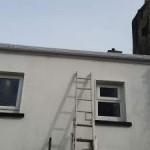 Gutter and Facia Storm Repair - Clane